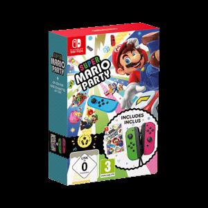 Super Mario Party Limited Edition + Joy-Con