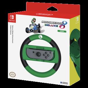 Volante Hori Mario Kart 8 Deluxe Luigi
