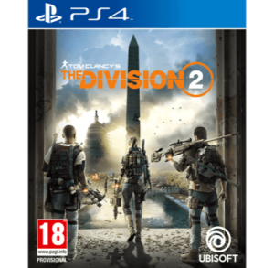 The Division 2 PS4 Levante Computer