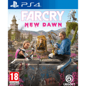 Far Cry New Dawn PS4 Levante Computer