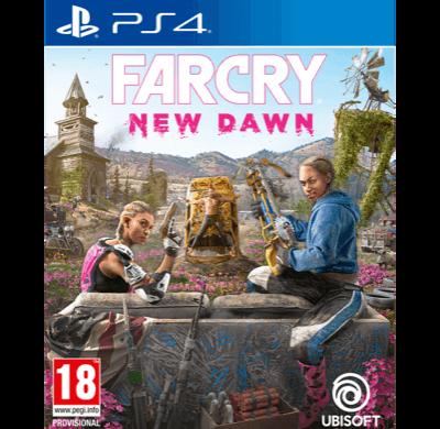 Far Cry New Dawn PS4 Levante Computer