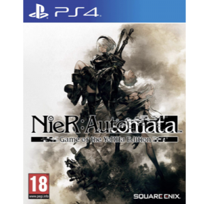NieR Automata Game of the Year Edition PS4