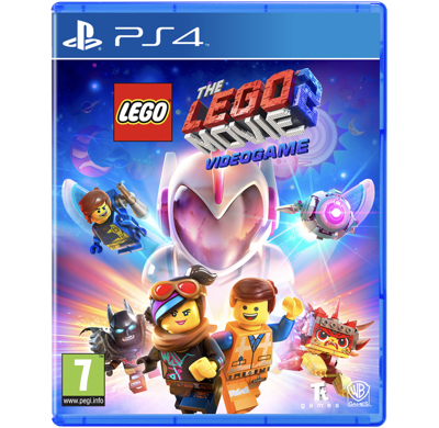 The LEGO Movie 2 PS4