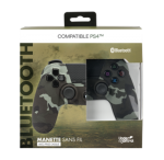 Dualshock 4 Compatibile PS4 Under Control Wireless Camo
