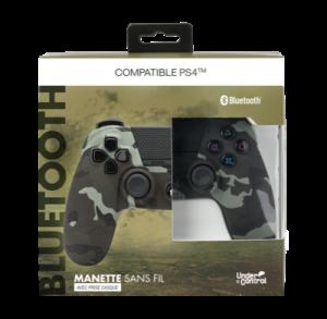 Dualshock 4 Compatibile PS4 Under Control Wireless Camo