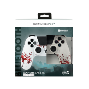Dualshock 4 Compatibile PS4 Under Control Wireless Zombie