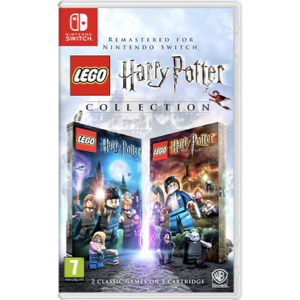 LEGO Harry Potter Collection Remastered Switch
