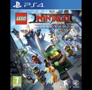 LEGO Ninjago il film Videogame PS4