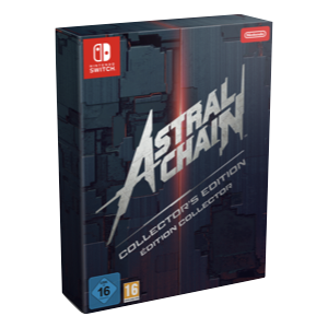 Astral Chain Collector's Edition Switch