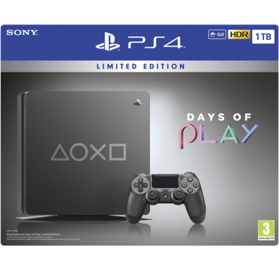 PS4 1Tb Days of Play