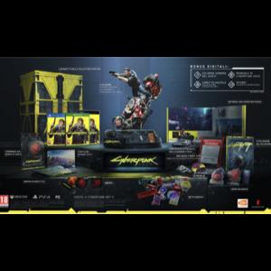 Cyberpunk 2077 PS4 Collector's