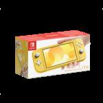 Nintendo Switch Lite Gialla