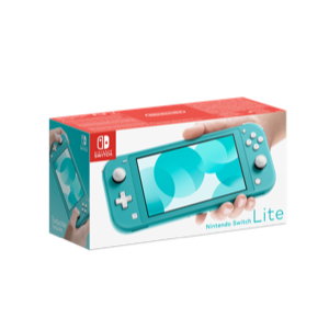 Nintendo Switch Lite Turchese