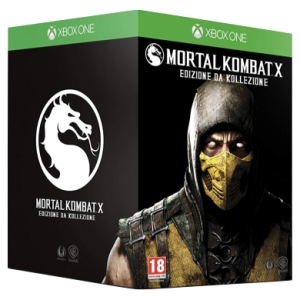 Mortal Kombat X Kollector's Edition Xbox One