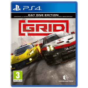GRID D1 Edition PS4GRID D1 Edition PS4