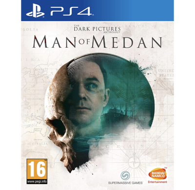 The Dark Pictures Anthology Man of Medan PS4
