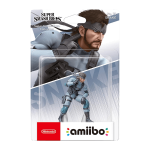 Amiibo Snake Smash Bros Collection 75