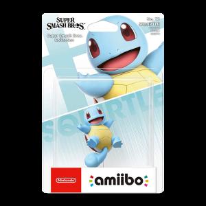 Amiibo Squirtle Smash Bros Collection 77