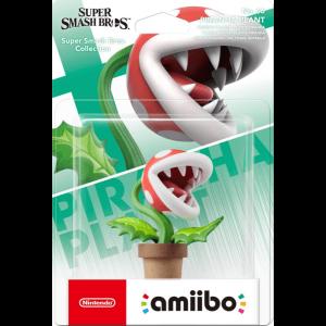 Amiibo Piranha Plant Smash Bros Collection 66