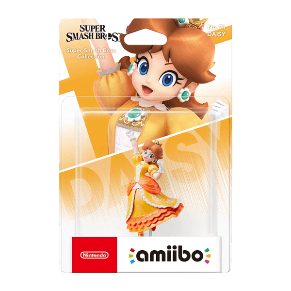 Amiibo Daisy Smash Bros Collection 71