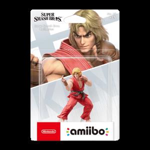 Amiibo Ken Smash Bros Collection