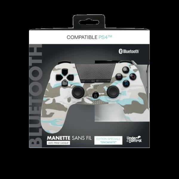 Dualshock PS4 Under Control Snownite