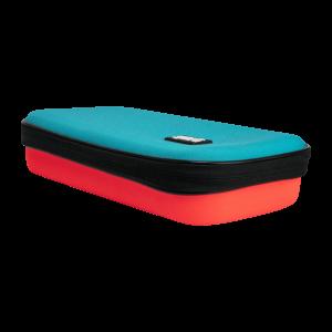 Custodia Protettiva Bicolore + Proteggi Schermo Compatibile Switch