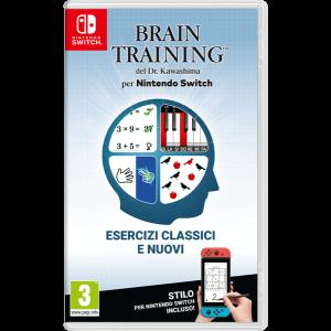 Brain Training del Dr. Kawashima Switch