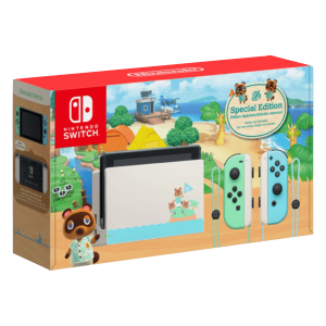 Nintendo Switch Edizione Speciale Animal Crossing New Horizons