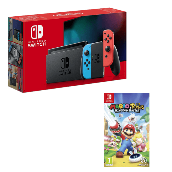 Nintendo Switch Joy-Con Color + Gioco
