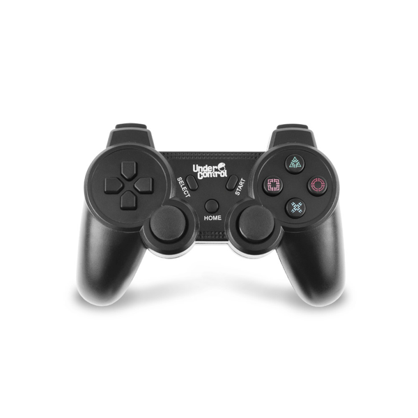 "Joypad Bluetooth PS3 Under Control ""Black"""