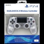Dualshock 4 Sony PS4 V2 Crystal