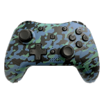 Pro Controller Camo Wireless Compatibile Switch