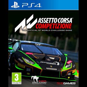 Assetto Corsa Competizione PS4