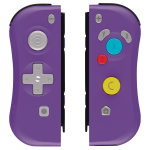 Joy-Con ii-Con GC Violet Compatibile Switch
