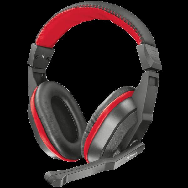 Trust Ziva Headset Cuffie PC/PS4