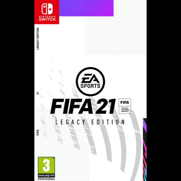 FIFA 21 Legacy Edition Switch