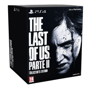 The Last of Us II Collector's Edition Vers. ITA PS4