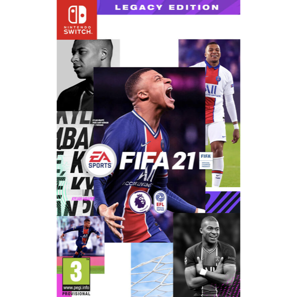 FIFA 21 Legacy Edition Switch