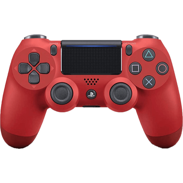 Dualshock 4 Sony PS4 V2 Rosso Bulk