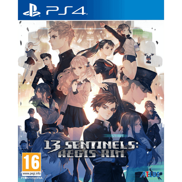 13 Sentinels Aegis Rim PS4