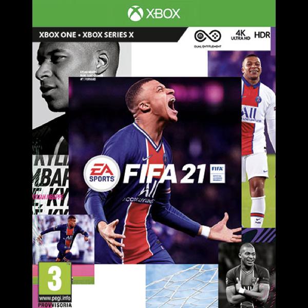 FIFA 21 Xbox One - Series X