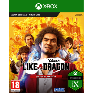 Yakuza Like a Dragon - Day Ichi Edition Xbox One - Series X