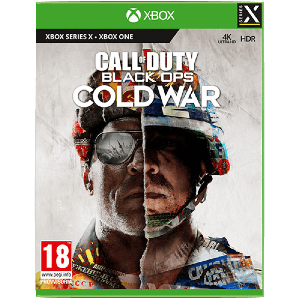 Call of Duty Black Ops Cold War Xbox One - Series X