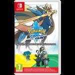Pokemon Spada + Expansion Pass
