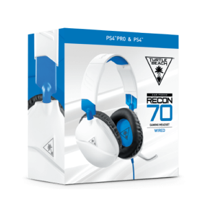 Turtle Beach Recon 70P White PS4 PC MAC