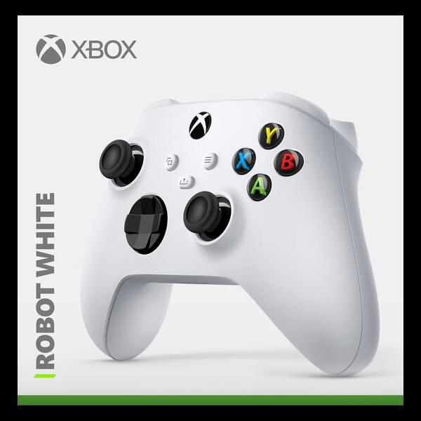 Microsoft Xbox Controller Wireless White