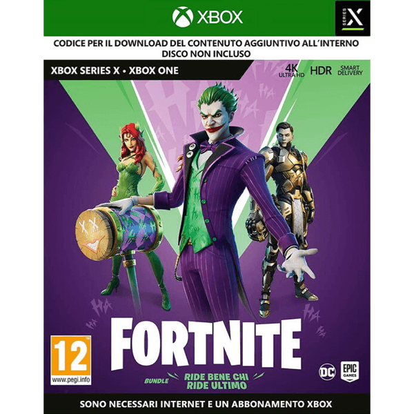 Fortnite Ride Bene Chi Ride Ultimo Xbox One - Series X