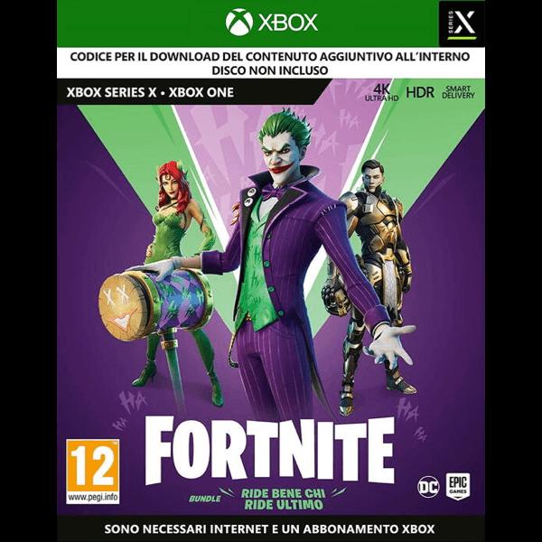 Fortnite Ride Bene Chi Ride Ultimo Xbox One - Series X
