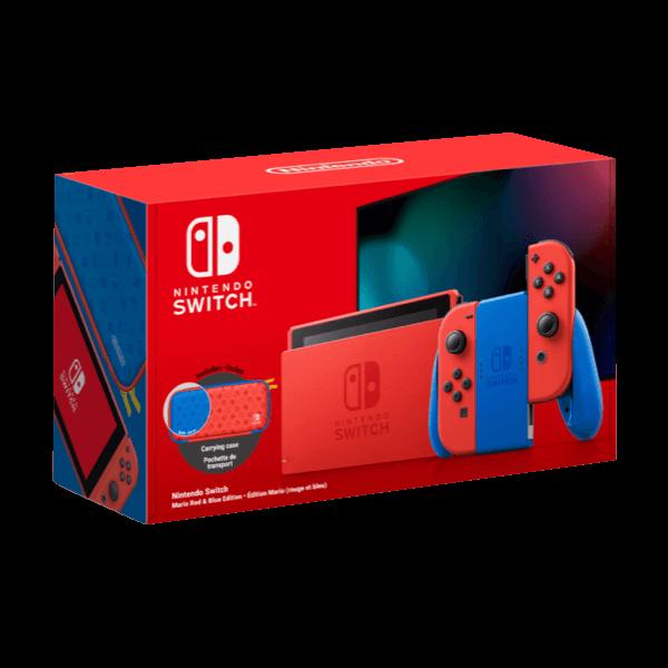 Nintendo Switch Mario Special Edition